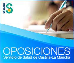 Oposiciones del Servicio de Salud de Castilla-La Mancha