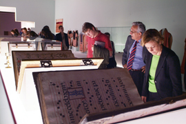 Exposición de Códices