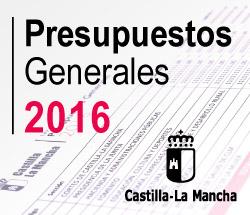 Presupuestos Generales de Castilla-La Mancha 2016