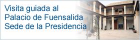Visitas guiadas al Palacio de Fuensallida