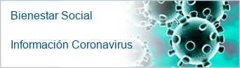 Consejería de Bienestar Social. Información Coronavirus