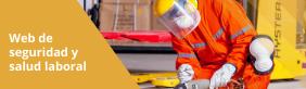 Web de seguridad y salud laboral