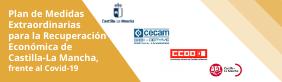 Plan de Medidas Extraordinarias para la Recuperación Económica de Castilla-La Mancha, frente al Covid-19