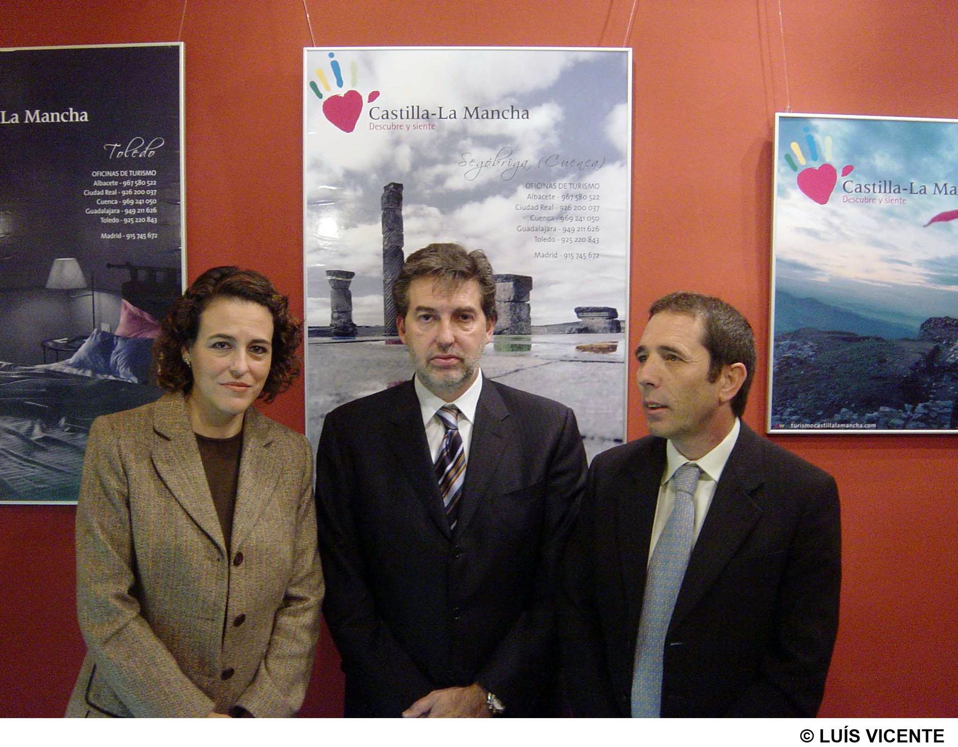 Las oficinas de turismo de castilla la mancha en madrid y for Oficina virtual de empleo castilla la mancha