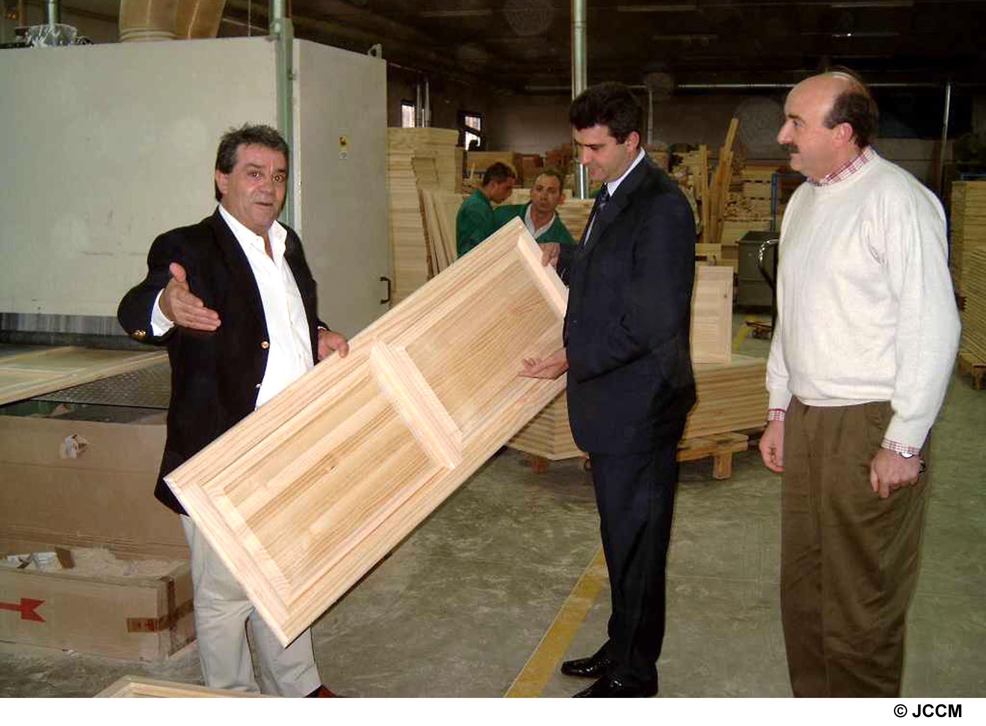 Imagen castilla la mancha - Fabrica muebles toledo ...