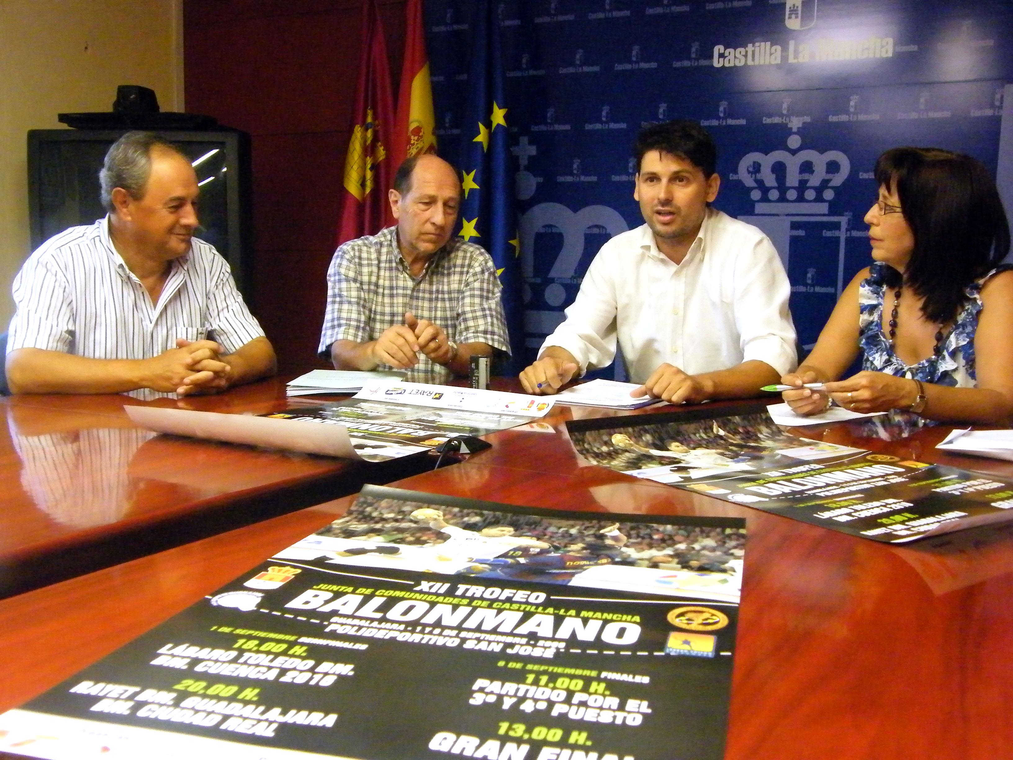 junta de comunidades de castilla la mancha en guadalajara: