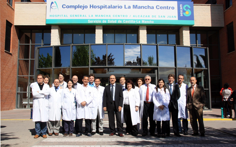 Los responsables de Laboratorio, Anatomía Patológica, IDF e ...