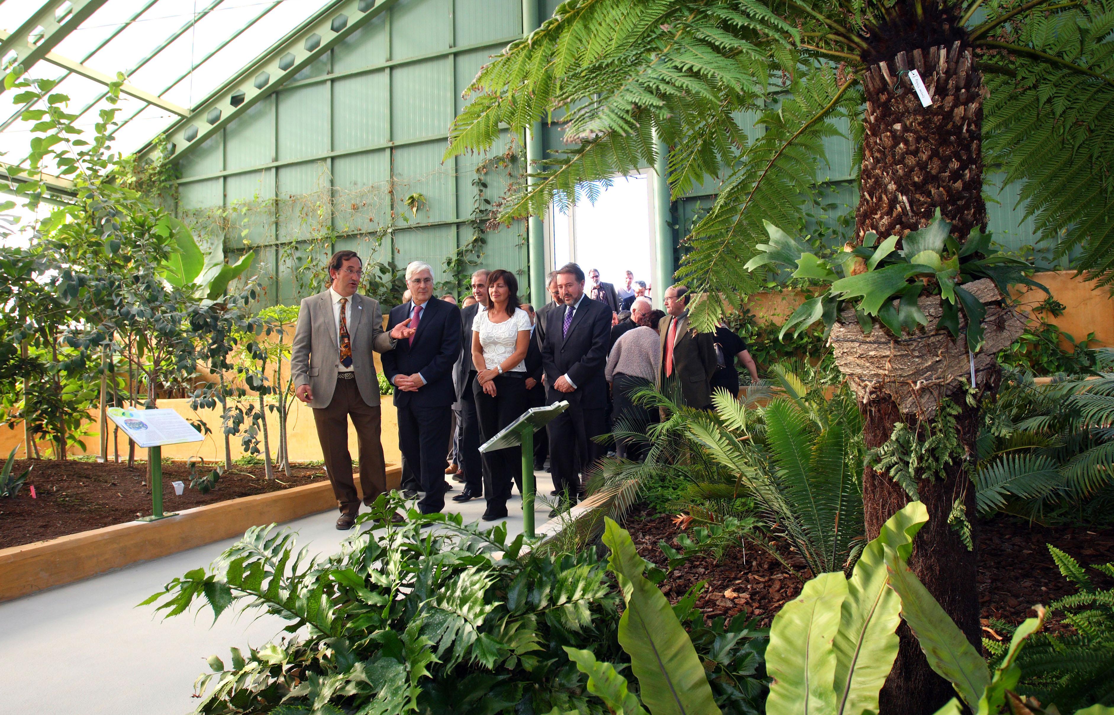 Albacete se suma a la red de 14 ciudades de espa a que for Jardin botanico albacete