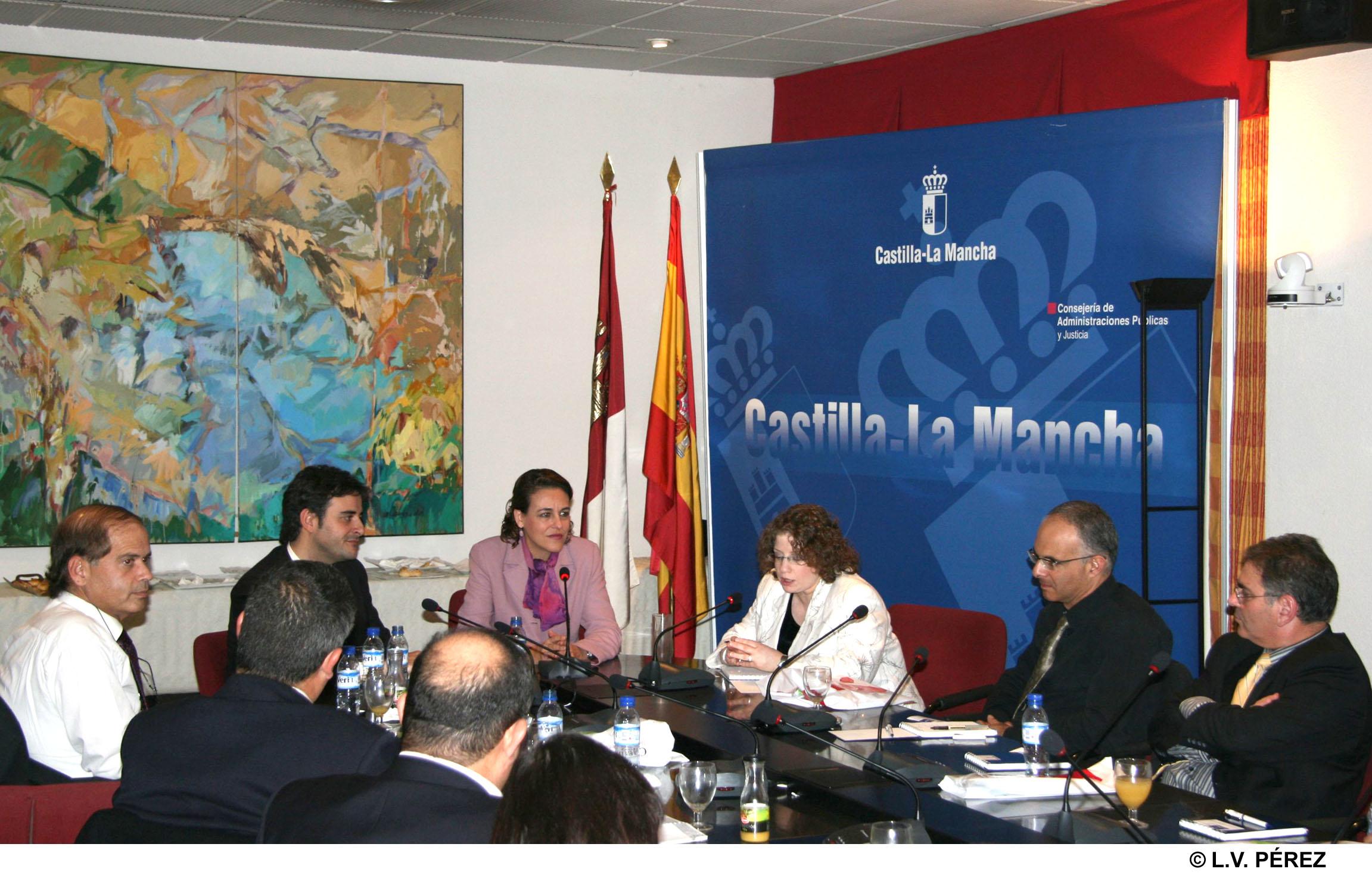 delegacion agricultura castilla mancha: