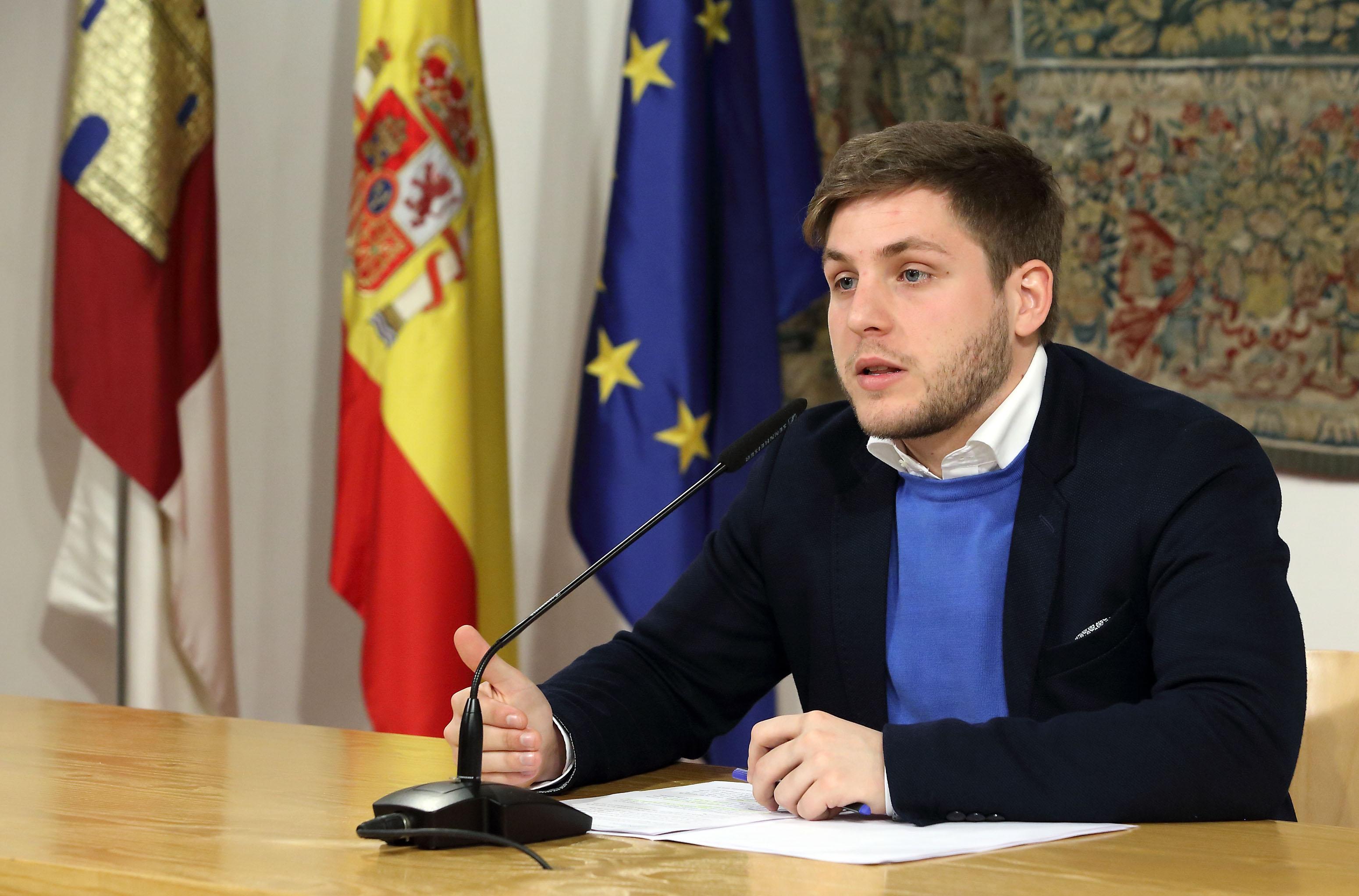 Nacho Hernando informa sobre los acuerdos del Consejo de Gobierno I
