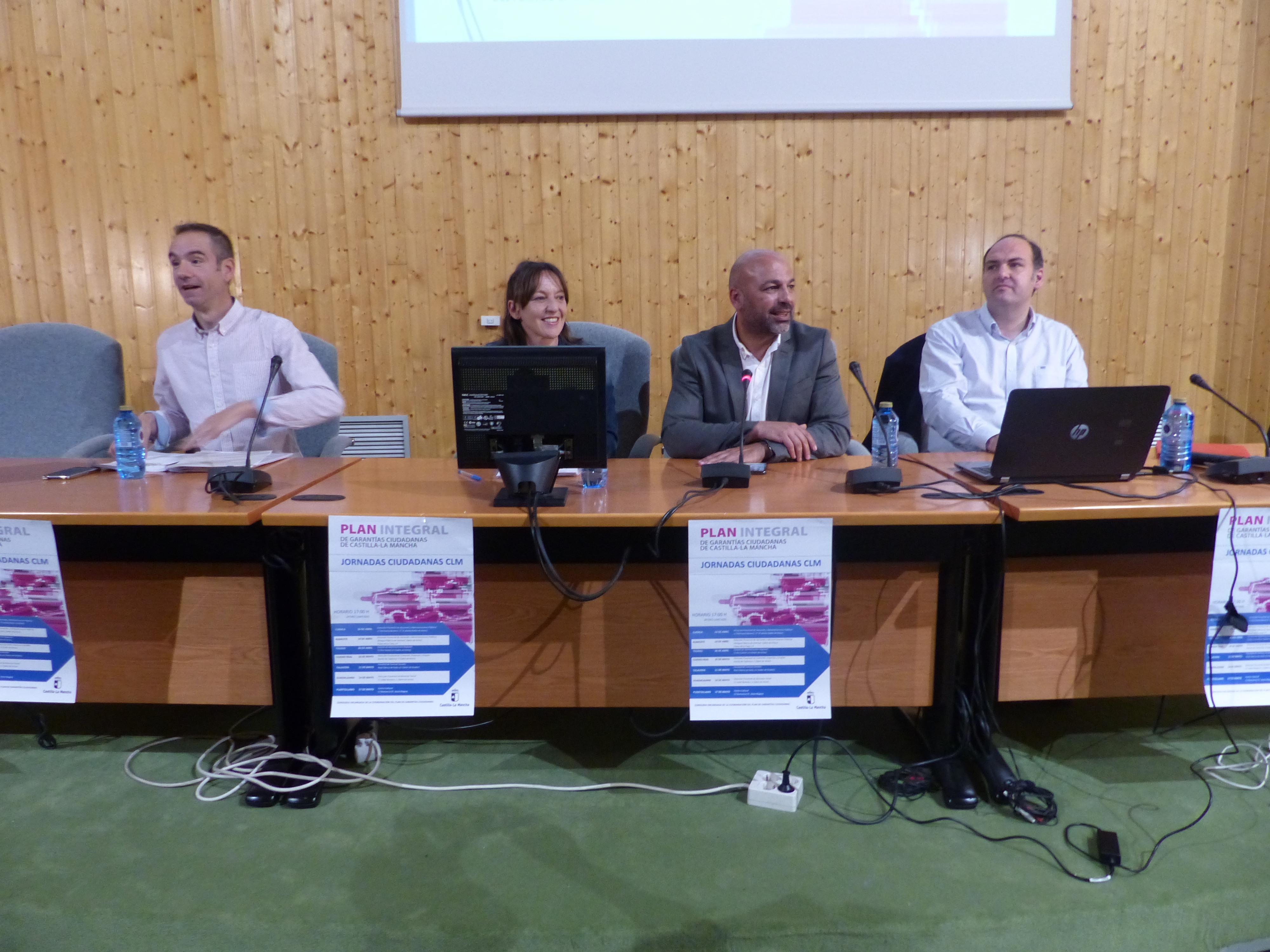 La futura Ley de Garantía de Ingresos y Garantías Ciudadanas marcará un antes y un después en Castilla-La Mancha