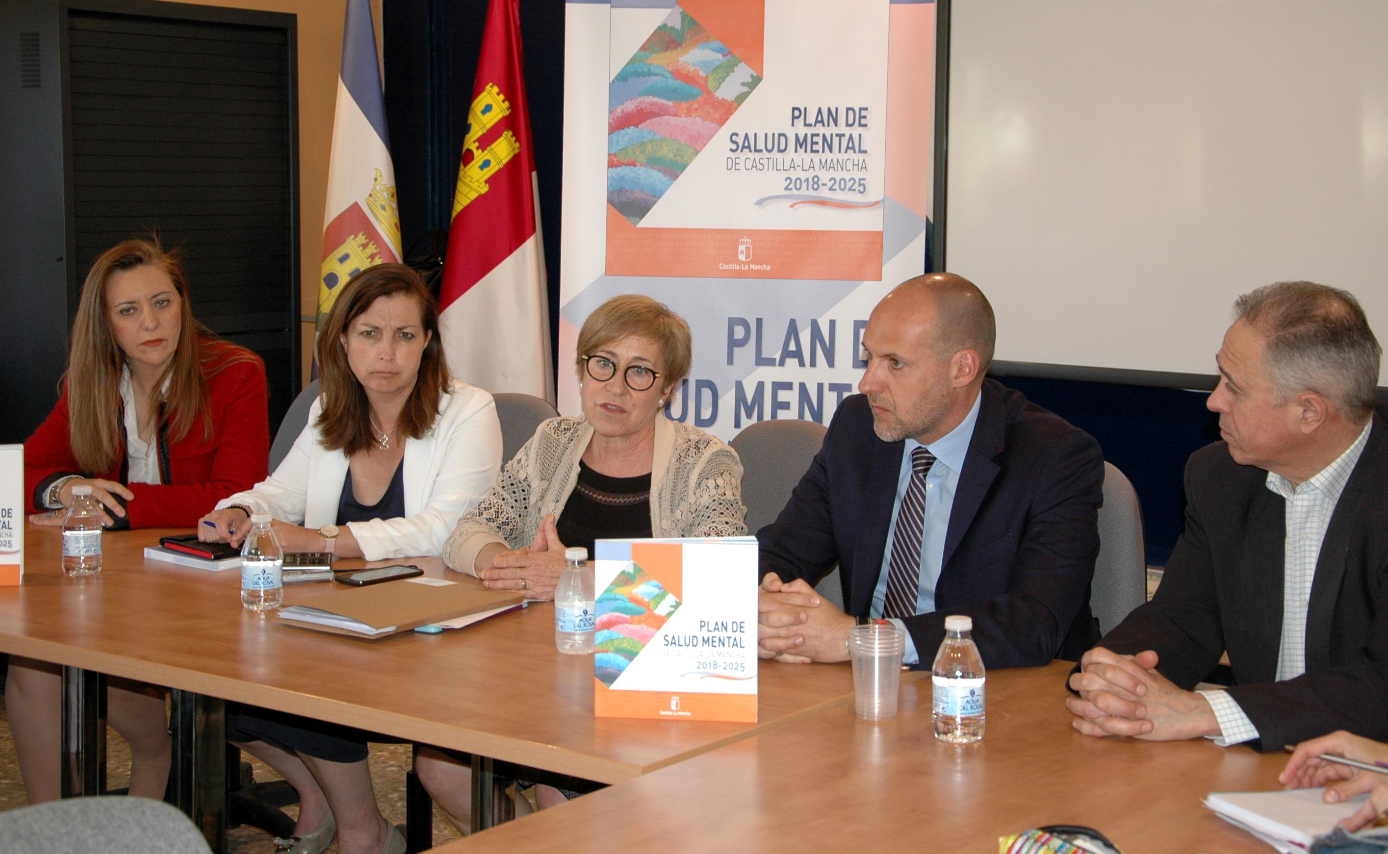 El nuevo Plan de Salud Mental incluye el incremento de la dotación de recursos y la puesta en marcha de nuevos programas asistenciales específicos