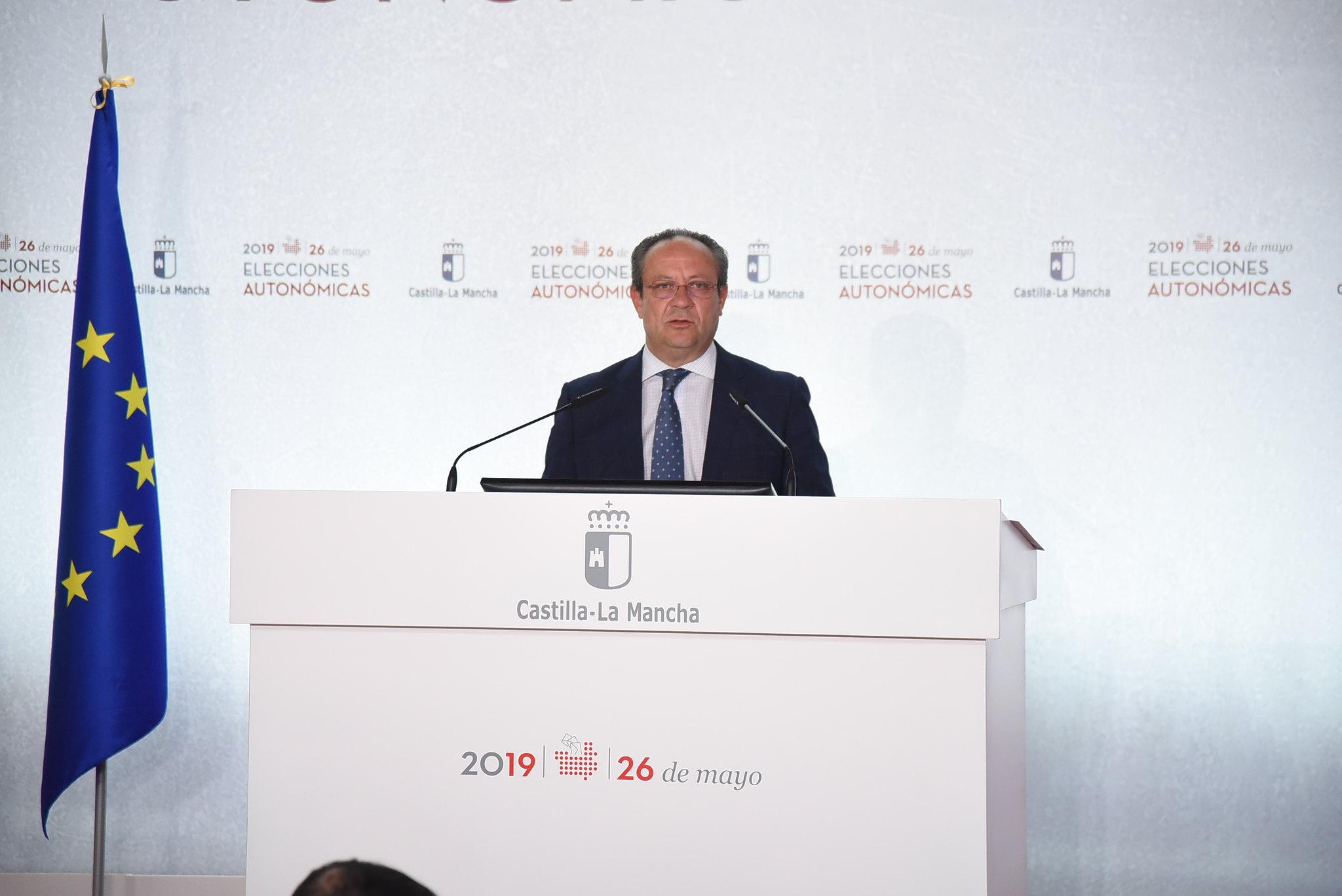 El consejero de Hacienda y Administraciones Públicas, Juan Alfonso Ruiz Molina, comparece, a las 18:30 horas, para informar sobre los datos de participación en las elecciones autonómicas.