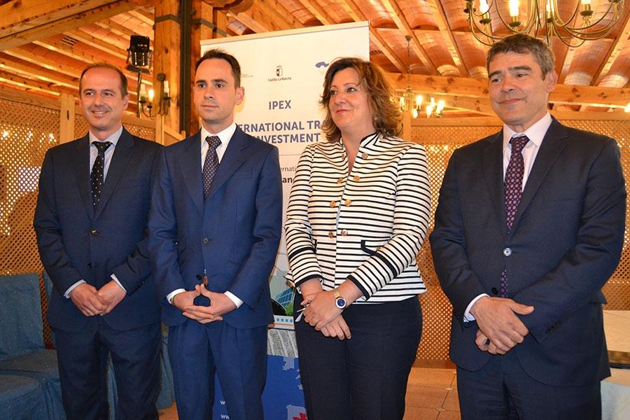 Más de 3.980 empresas se han beneficiado las convocatorias de acciones agrupadas e individuales del Gobierno de Castilla-La Mancha