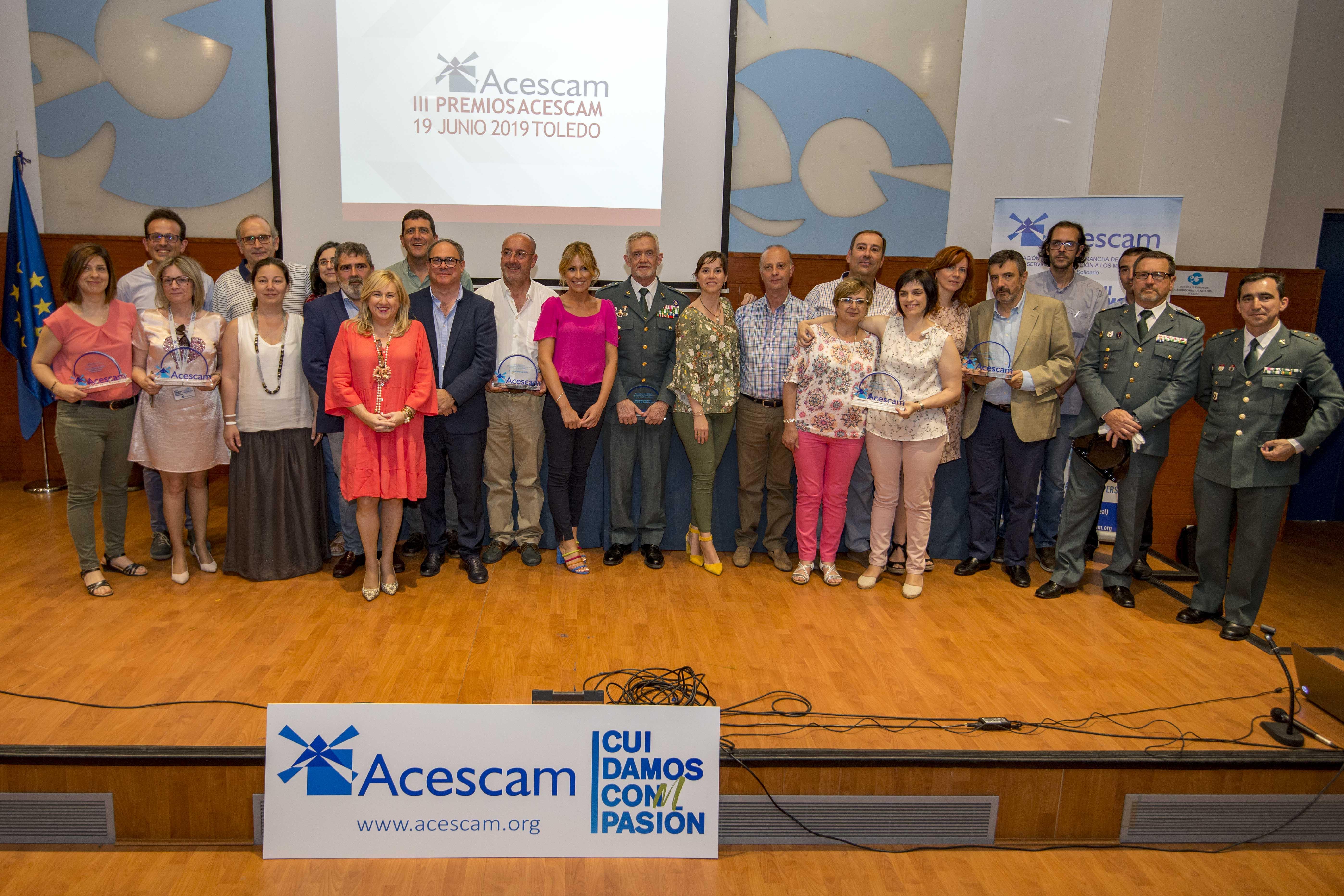 El Gobierno de Castilla-La Mancha felicita a la nueva junta directiva de ACESCAM