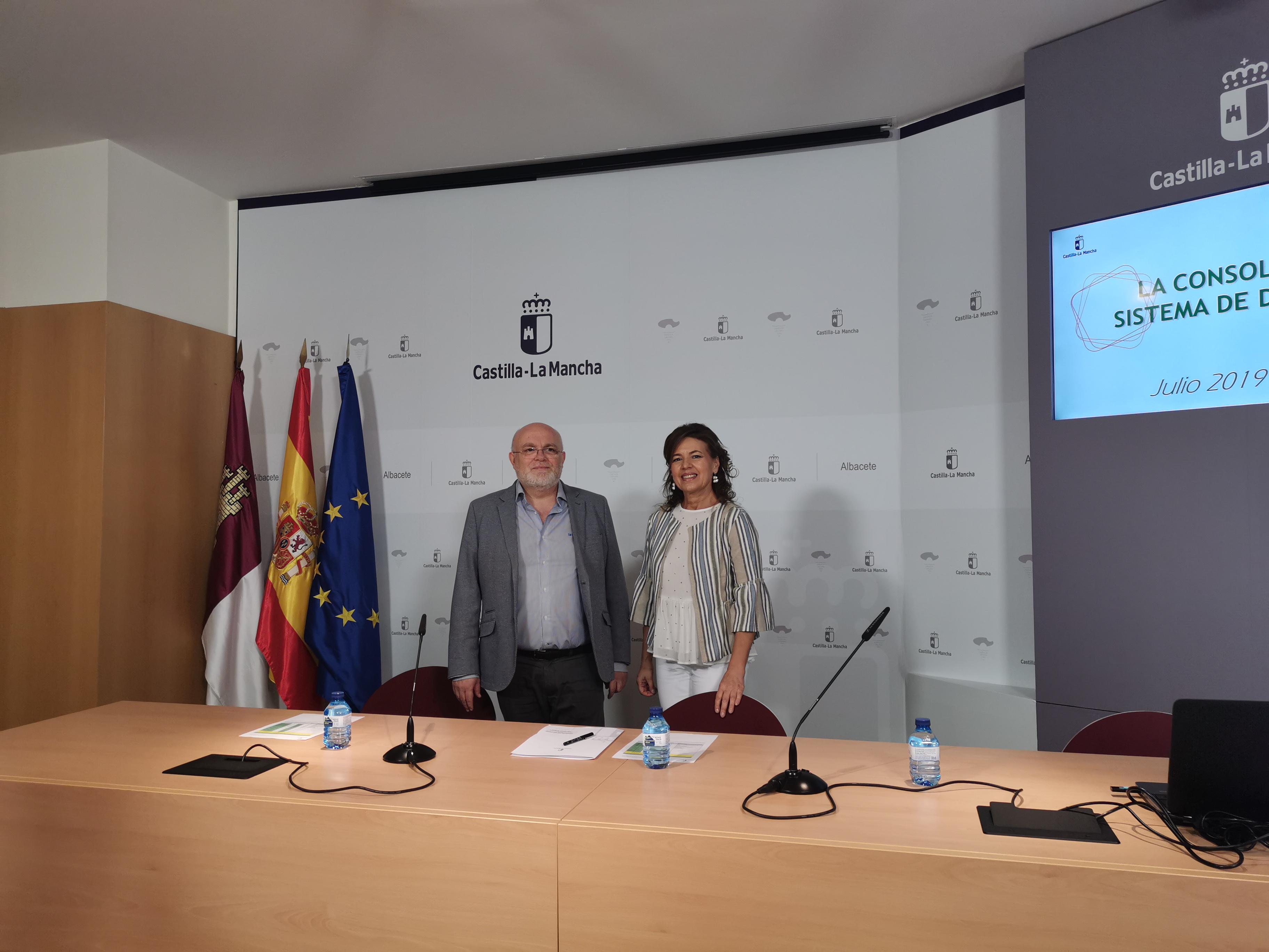 El Gobierno de Castilla-La Mancha consolida la tendencia positiva de su Sistema de Dependencia que llega en julio a los casi 61.000 beneficiarios