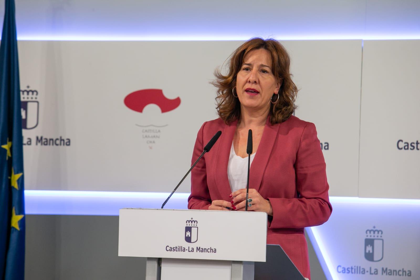 Rueda de prensa del Consejo de Gobierno Blanca Fernández (III)