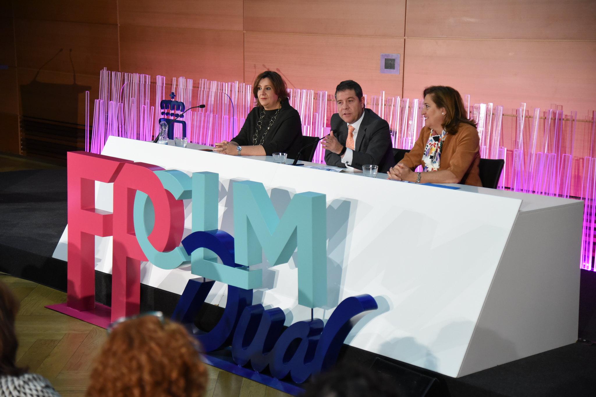 El Gobierno de Castilla-La Mancha refuerza su compromiso con la Formación Profesional Dual y dota su tercer Plan de FP con más de 1.000 millones de euros