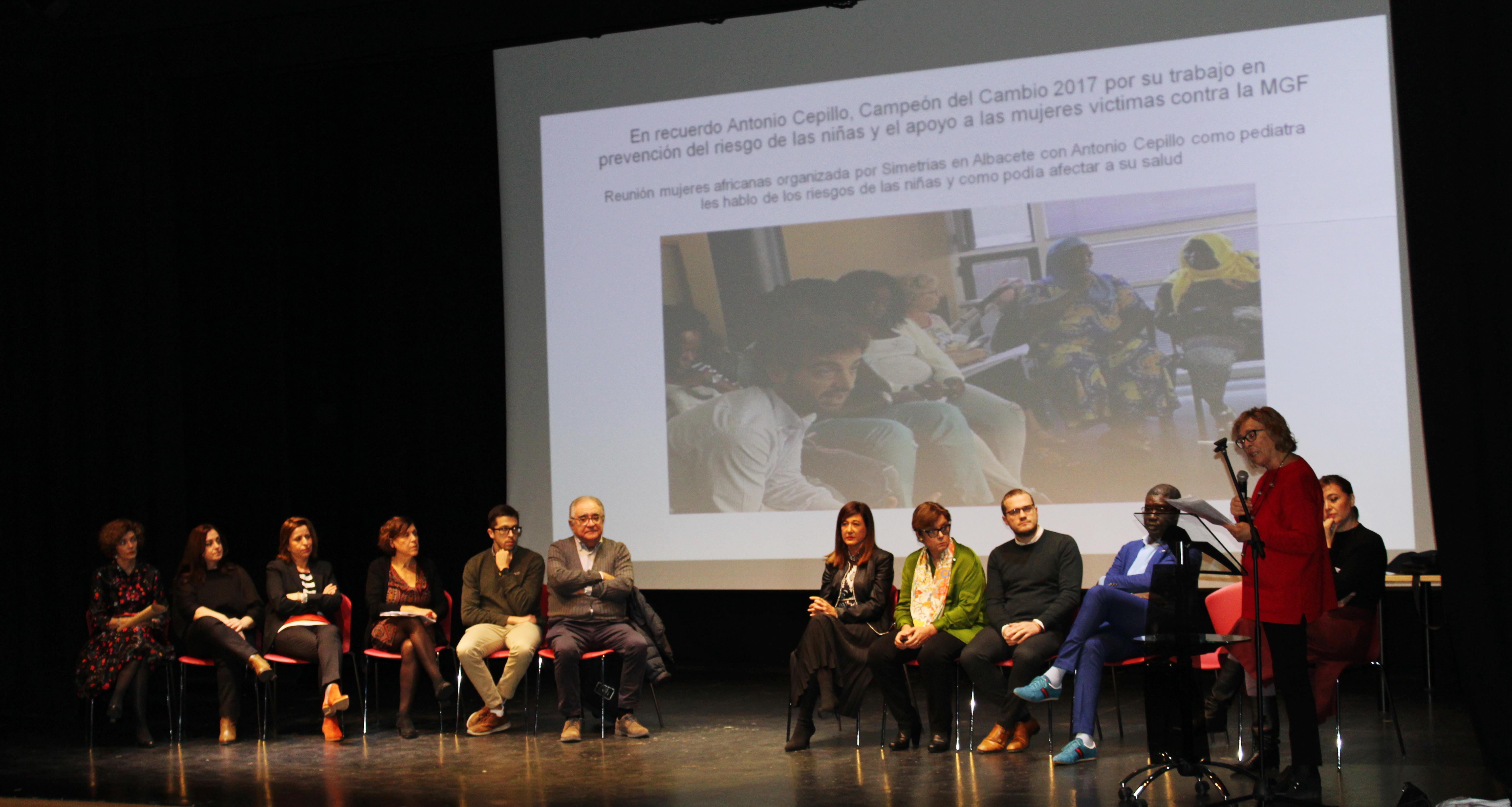 El Gobierno de Castilla-La Mancha sigue desarrollando el protocolo para erradicar la mutilación genital femenina