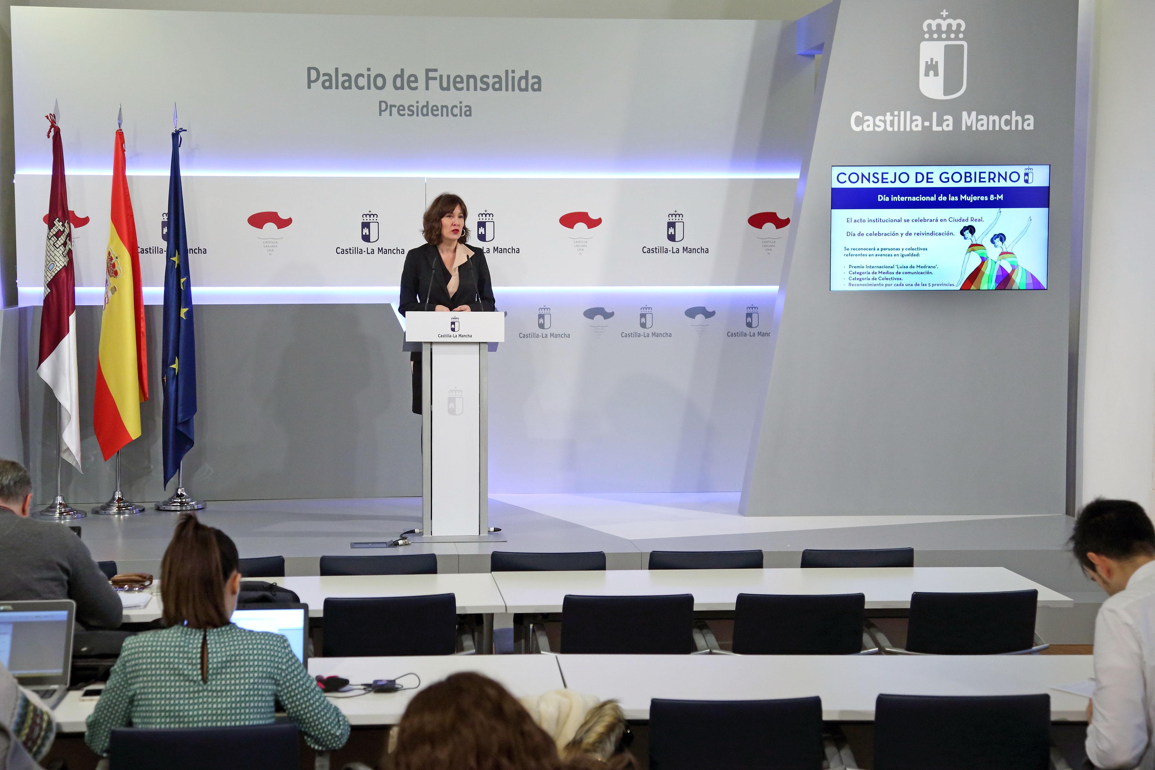 Rueda de prensa del Consejo de Gobierno (15 ENERO) (III)