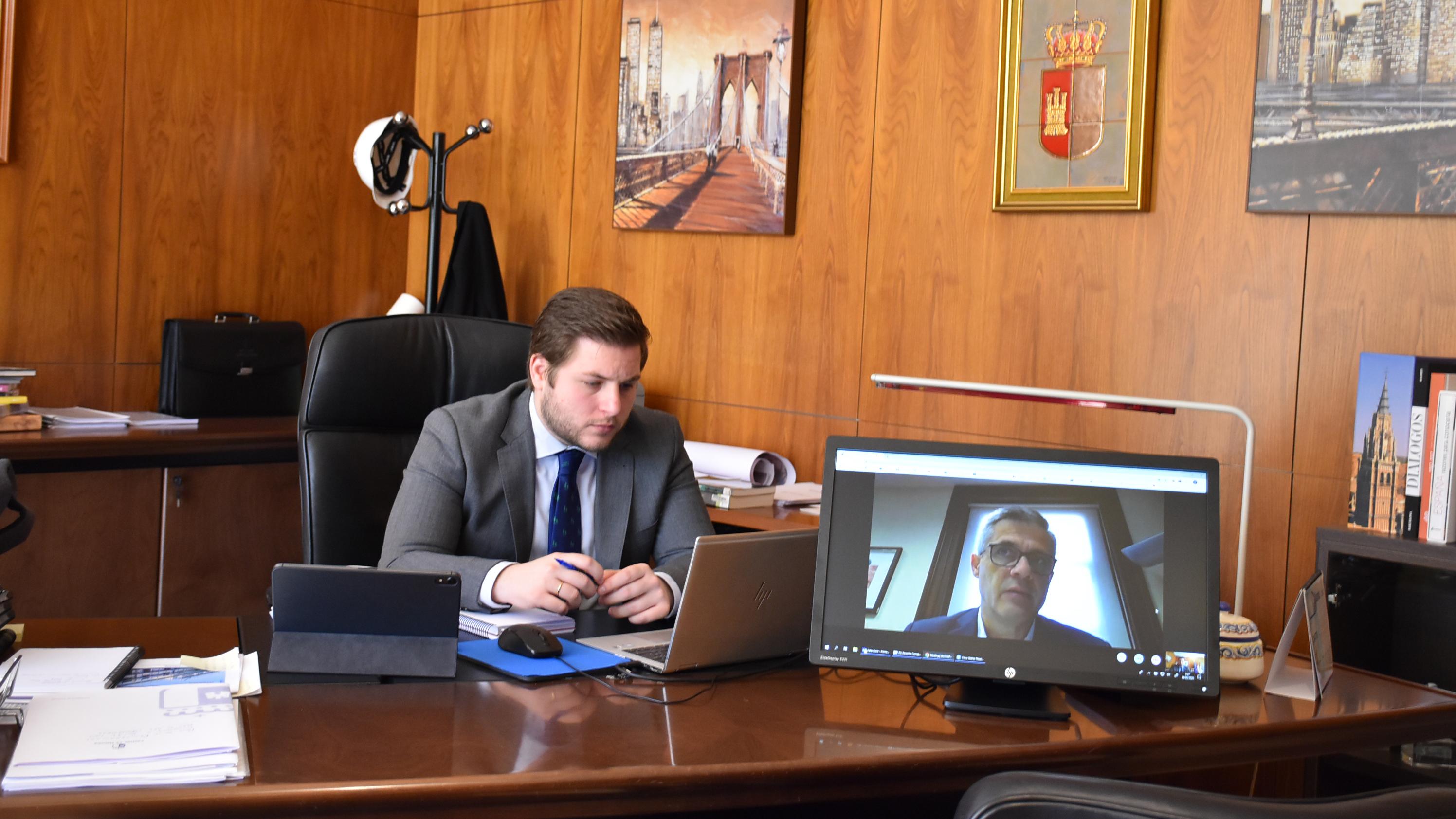 El Portal de Vivienda de Castilla-La Mancha multiplica por cuatro sus visitas tras la convocatoria de las ayudas al alquiler por la COVID-19