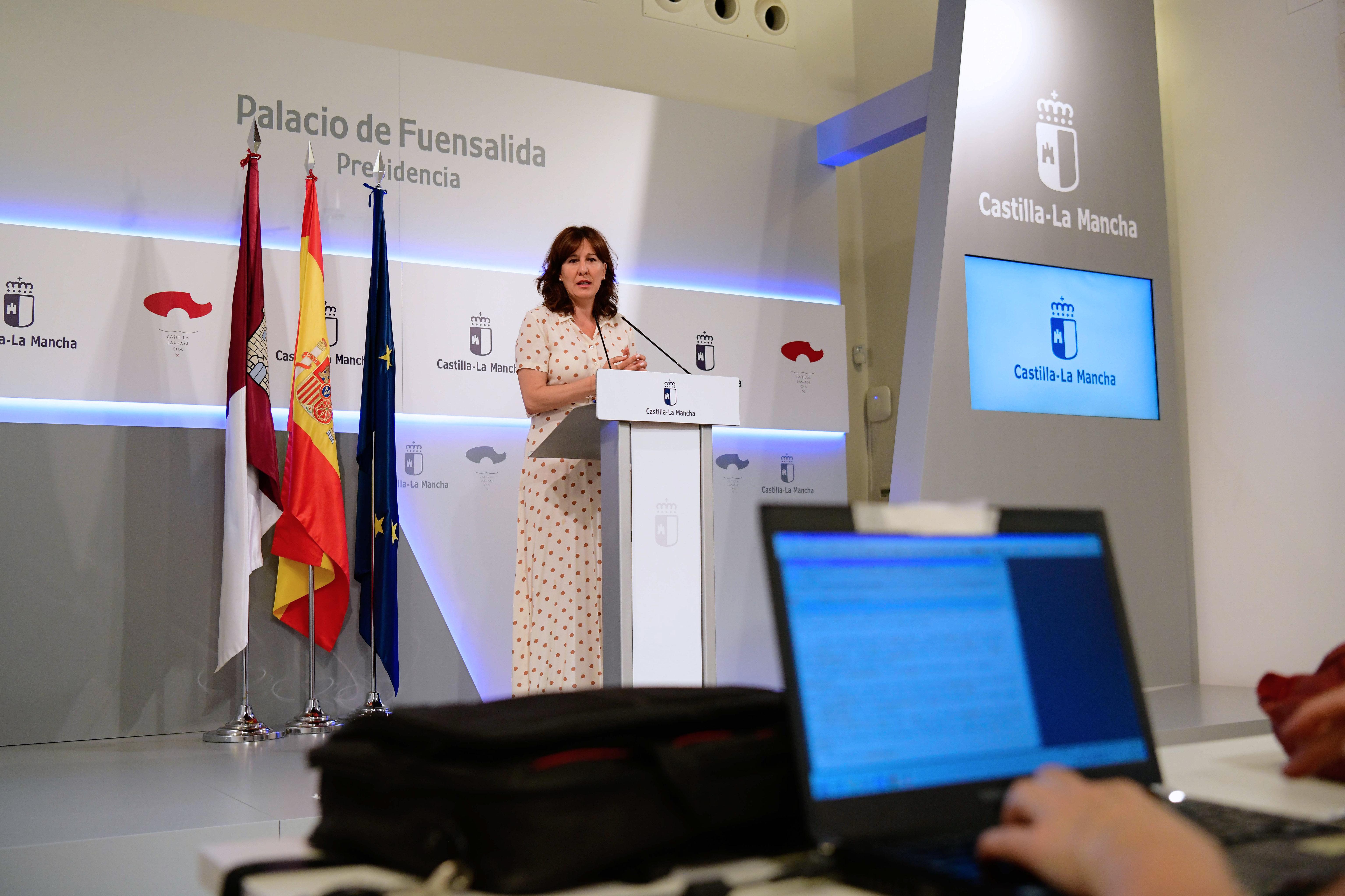 Rueda de prensa del Consejo de Gobierno (1 de julio) PORTAVOZ (II)