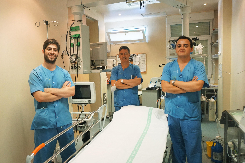 Facultativos del servicio de Aparato Digestivo del Hospital de Toledo, premiados por un artículo sobre Helicobacter pylori