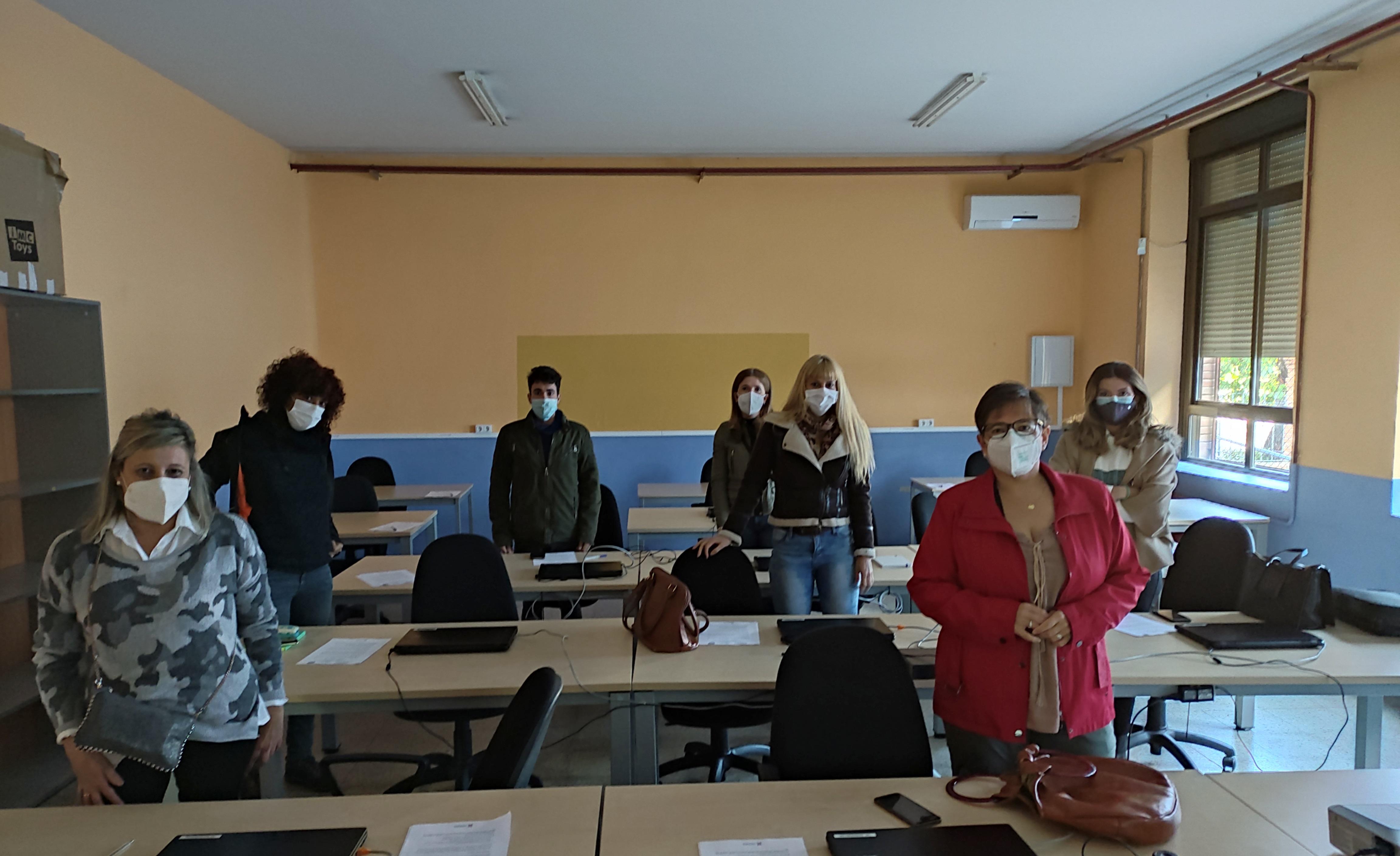 Las Lanzaderas Conecta Empleo preparan la salida al mercado laboral de 56 personas desempleadas en Puertollano y Talavera de la Reina