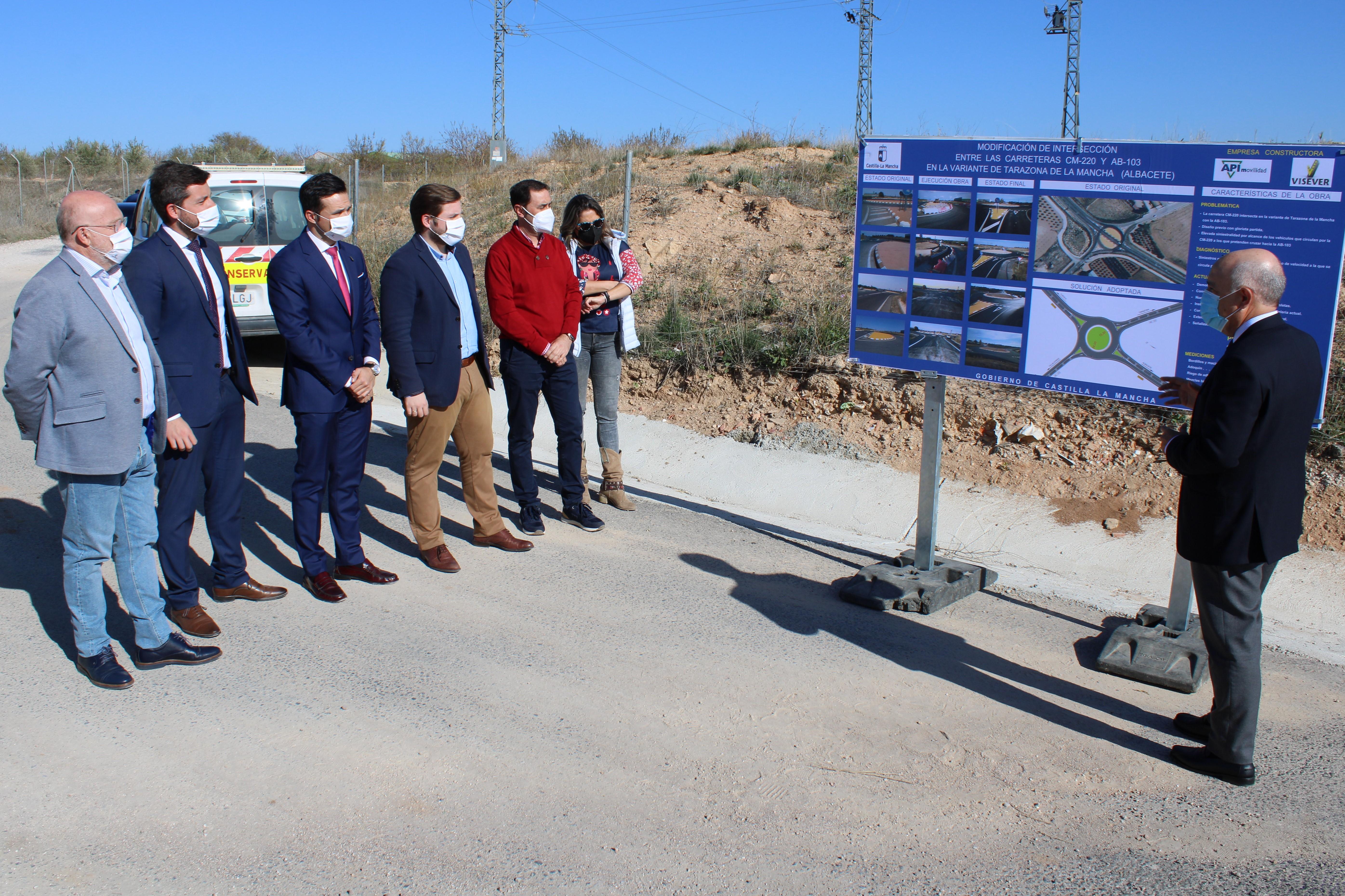 El Gobierno de Castilla-La Mancha duplicará la inversión destinada a la conservación de carreteras en el presupuesto de 2021