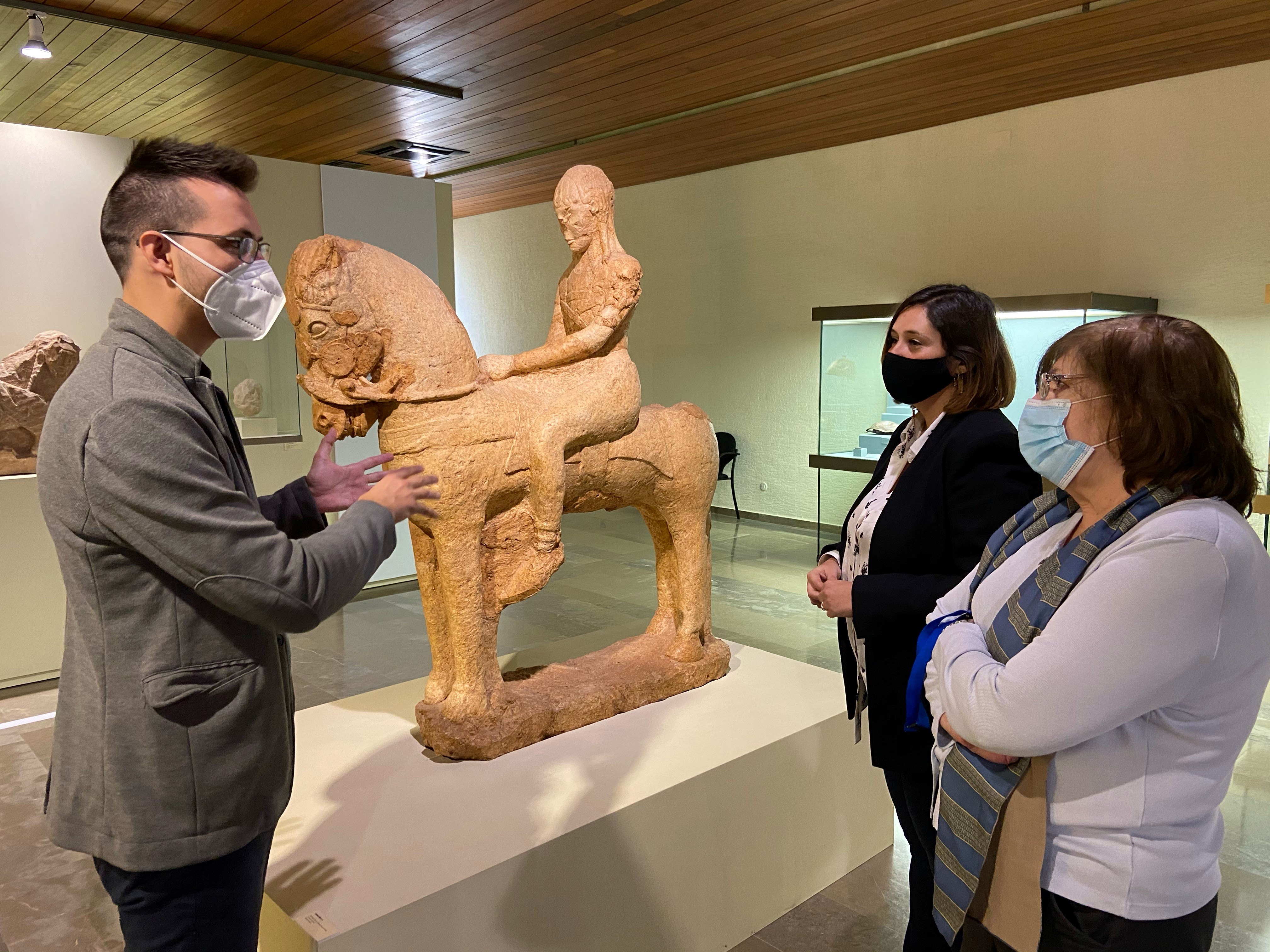 El Gobierno regional y el CRIEC colaboran para dotar de material en 3D de los museos de la Junta al alumnado de Castilla-La Mancha