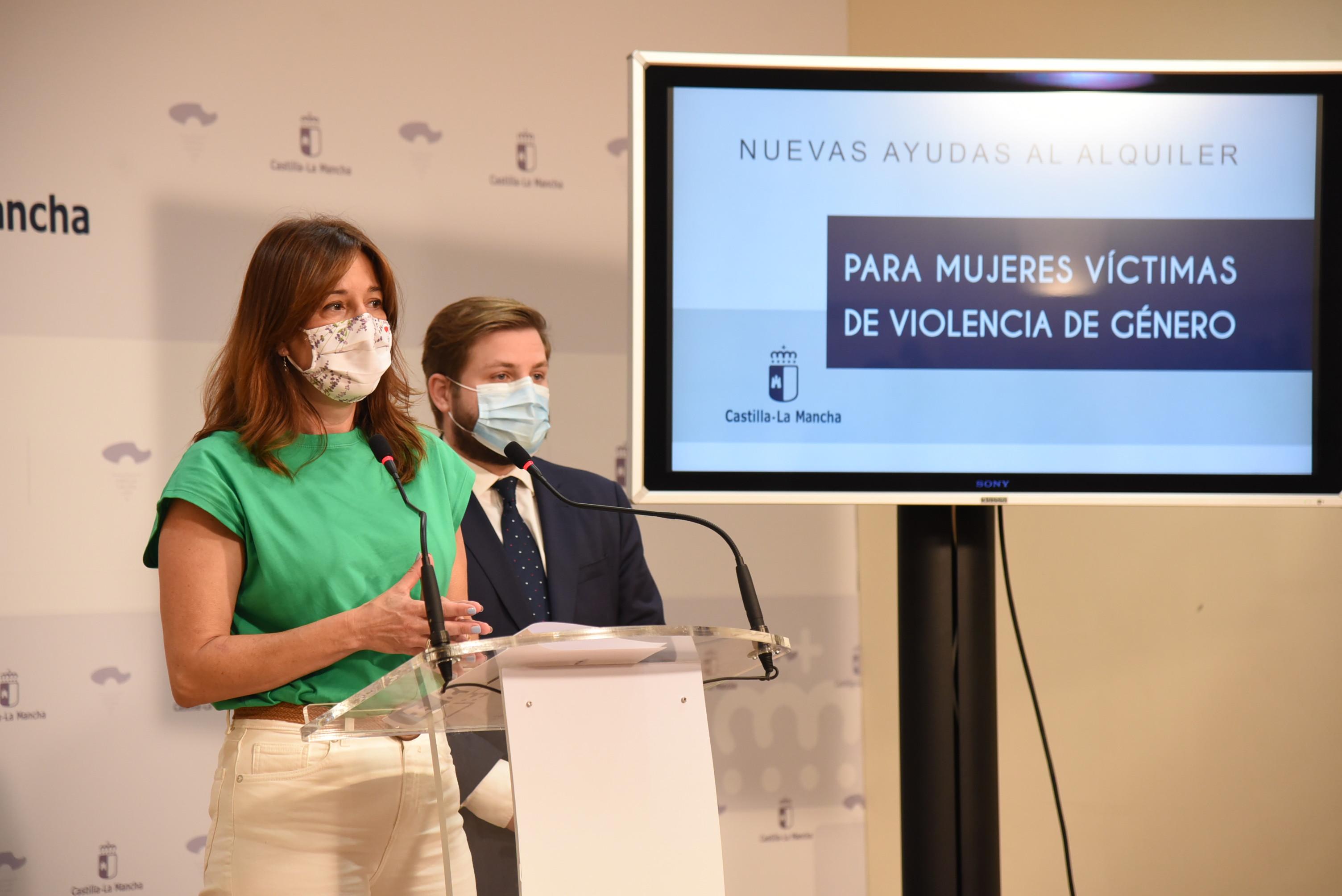Aprobación de las bases reguladoras de nuevas ayudas al arrendamiento de viviendas para mujeres víctimas de violencia de género