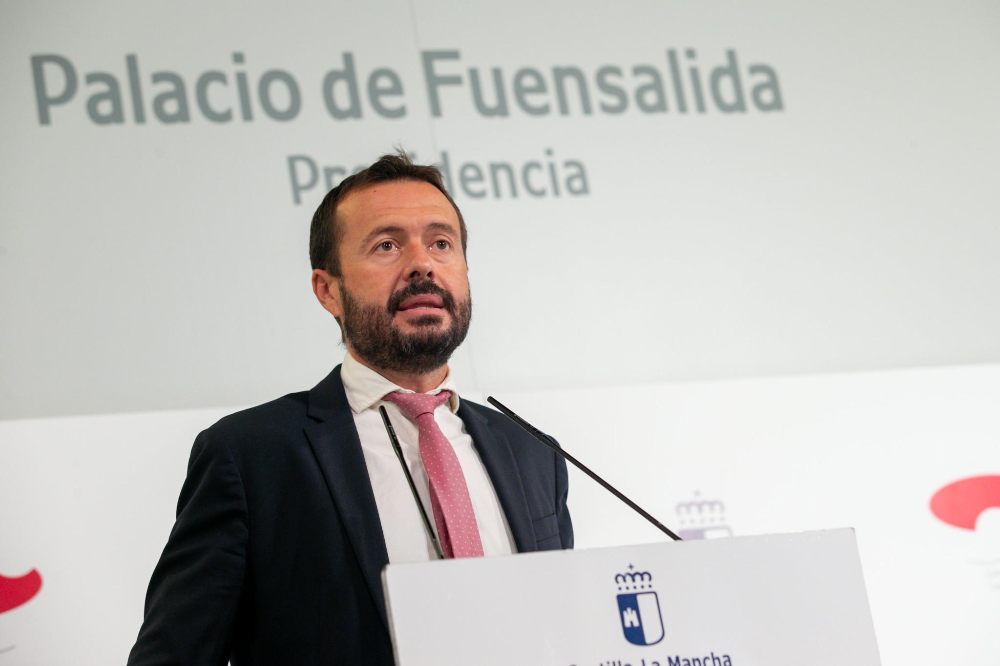 RUEDA DE PRENSA DEL CONSEJO DE GOBIERNO DESARROLLO SOSTENIBLE II