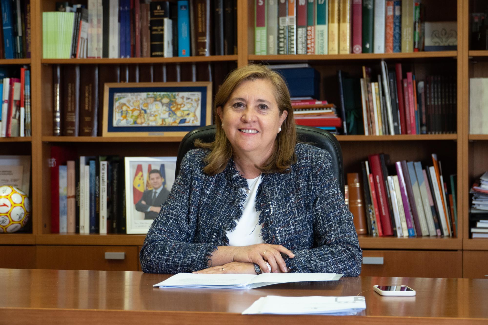Artículo de la consejera de Educación, Cultura y Deportes, Rosa Ana Rodríguez, con motivo del Día Internacional de las Bibliotecas