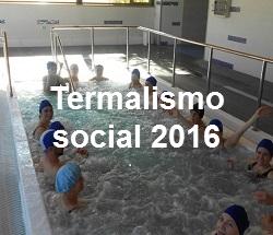 Termalismo 2016