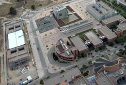 Parque científico y tecnológico de Albacete