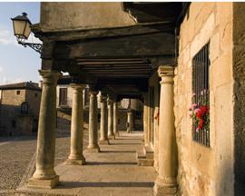 Plaza Mayor de Atienza