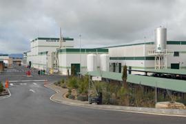 Una extensa superficie de suelo industrial equipado y a precio asequible