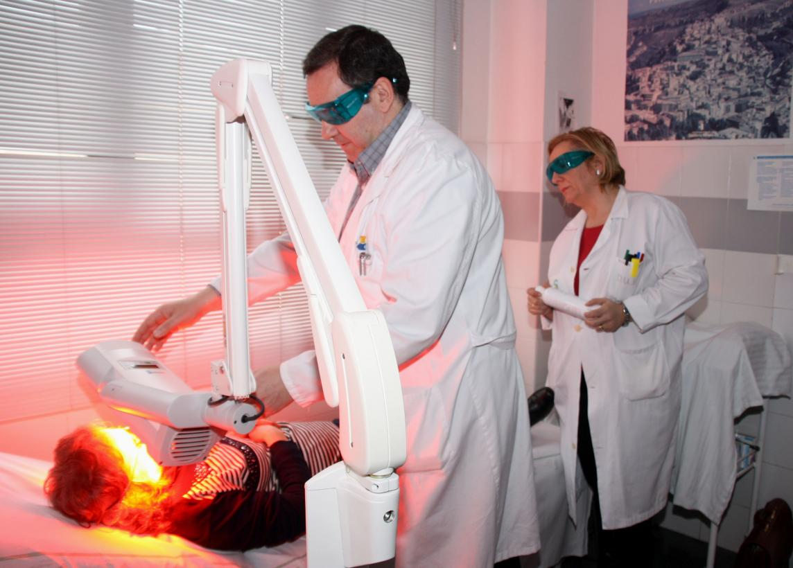 Terapia fotodinamica em dermatologia 98