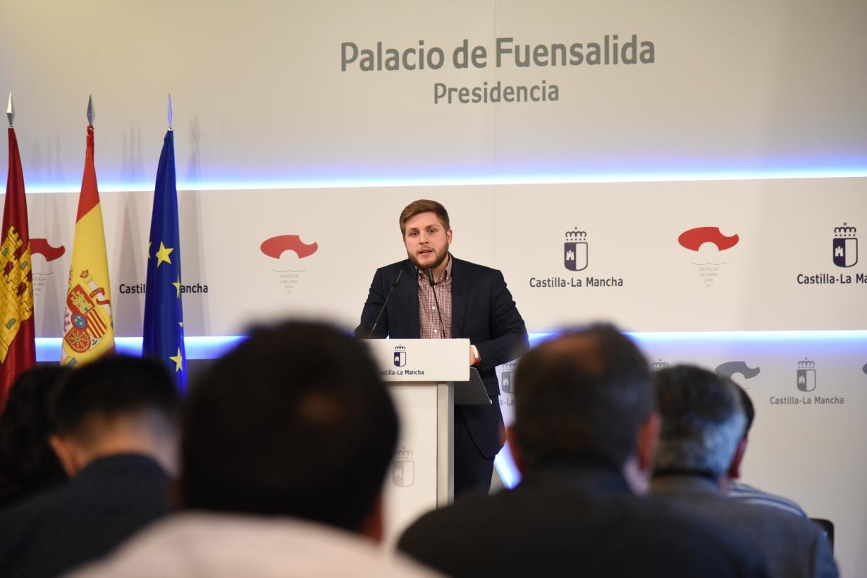 El gobierno regional exige a podemos que explique la for Sala 0 palacio de la prensa