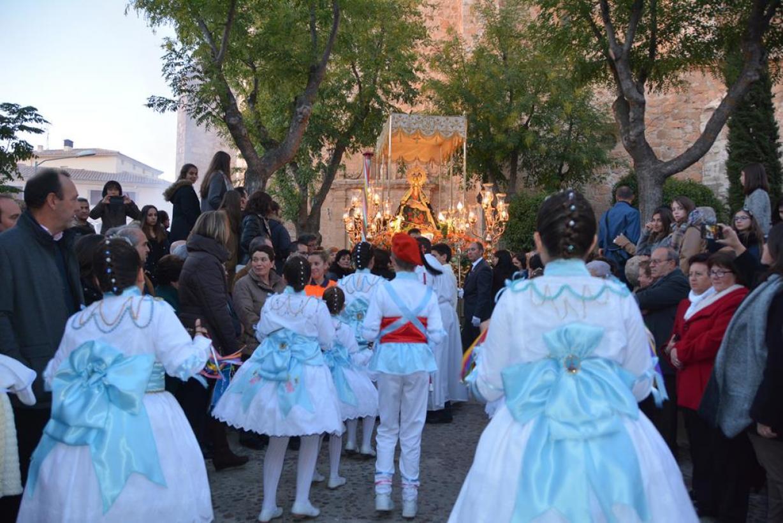 Resultado de imagen de danzantas villanueva de alcardete