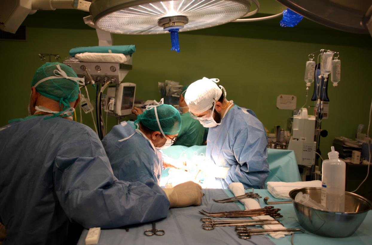 Cirujanos del Hospital Mancha Centro desarrollan una nueva técnica ...