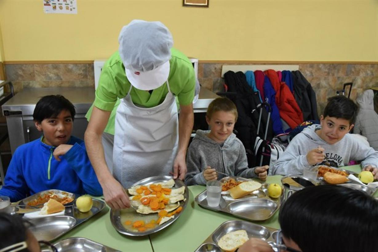 El Gobierno de Castilla-La Mancha abrirá 14 comedores escolares ...