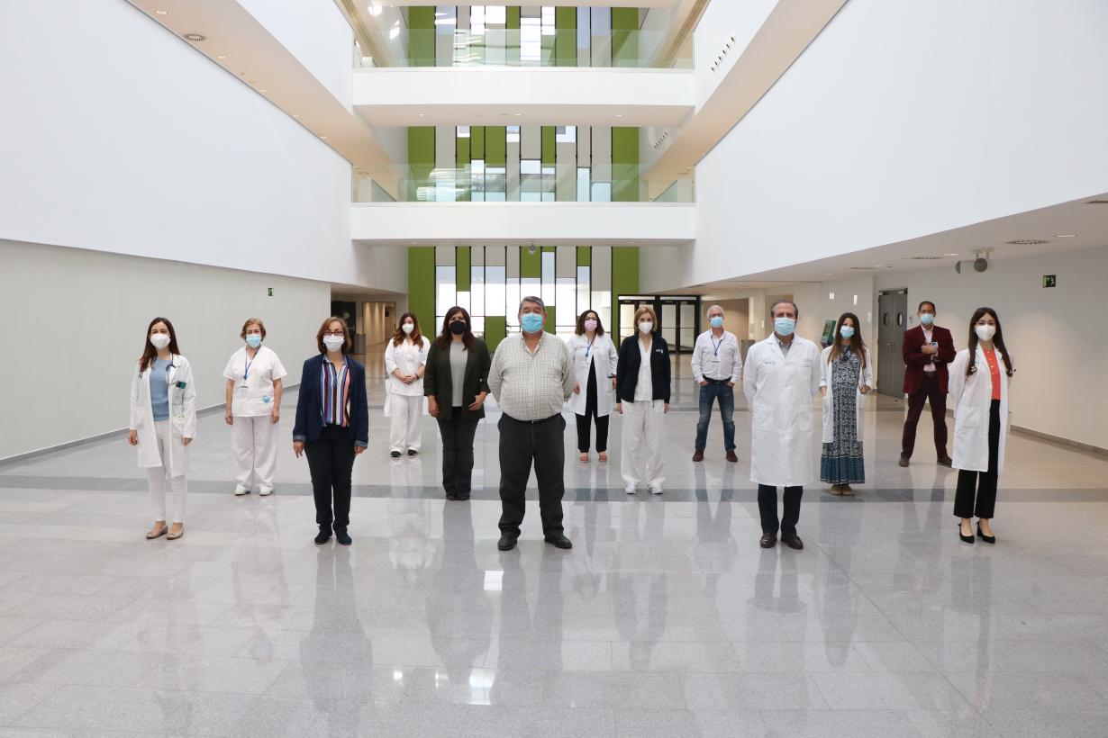Las consultas externas del servicio de Nefrología inician la actividad asistencial en el Hospital Universitario de Toledo | Gobierno de Castilla-La Mancha