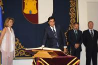 José Ignacio Echániz toma posesión de su cargo