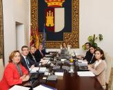 Cospedal preside Consejo Gobierno