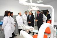 Barreda visita las instalaciones del Centro de Salud Nº 1 de Albacete
