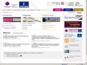 Imagen de la página web del Servicio Público de Empleo de Castilla-La Mancha
