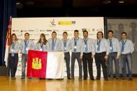 Seis alumnos representarán a Castilla–La Mancha en las Olimpiadas FP