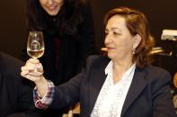 Soriano en la Cata de Vino El Quijote