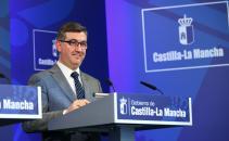Marcial Marin en rueda de prensa